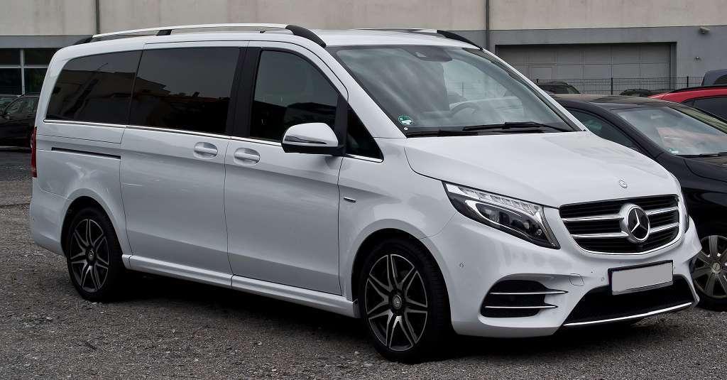 Benz_V_250外觀
