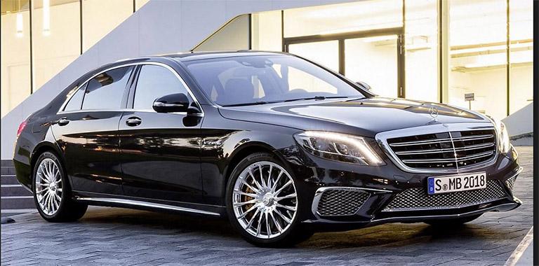 S-class車身